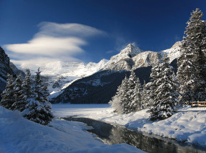Alberta faces a dry winter and drought due to glacial melt. Phot by: https://www.flickr.com/photos/laszlo-photo/